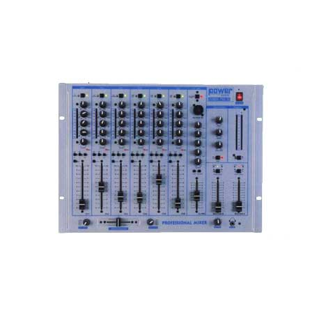 Mixage Dj Power Pro 25 Concept Son Fr