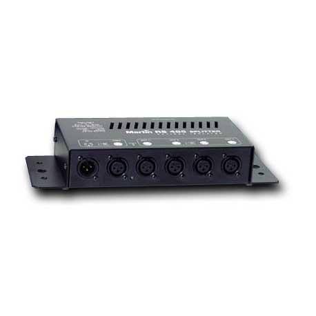 Splitter-DMX-Martin-RS485