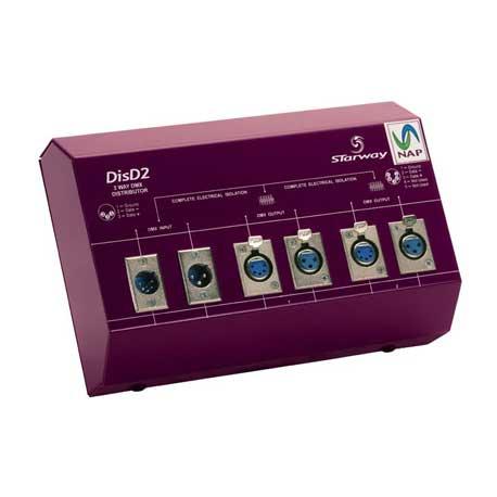 Splitter-DMX-Starway-DISD2